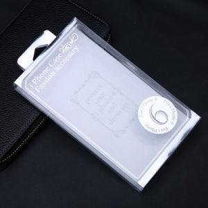 Casella impaccante piegante di plastica su ordinazione delle coperture mobili di iPhone del contenitore di PVC
