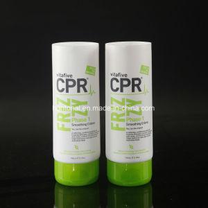 150ml Crème lissante pour cosmétique souple de l'emballage en plastique blanc tube
