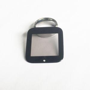 スマートな腕時計のシルクスクリーンの保護の表示Protecingによって強くされる緩和されたガラス蓋