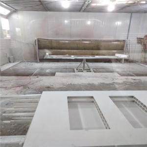 Interior de Israel 100e 120e 140e estrutura de porta a porta do WPC