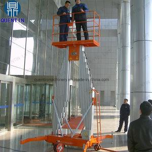 elevatori idraulici dell'antenna dell'uomo di prestazione di prezzi ragionevoli di 8m della gru mobile dell'elevatore