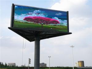 P10 pleine couleur Affichage LED DIP pour la publicité de plein air
