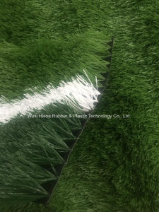 人工的な草のフットボールの総合的な泥炭は良質擬似草を遊ばす