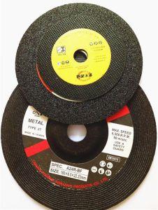 Disque abrasif meuler la roue de coupe pour le métal