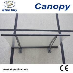 De Luifels van het Balkon van het Dakwerk van het Glas van het aluminium (B900)
