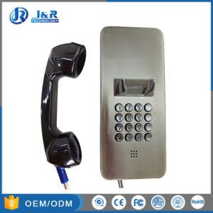 Устойчивость к коррозии тюрьме SIP-телефон, прочность на автостоянках телефон экстренной связи