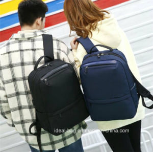 Custom Canvas рюкзак мешок, зарядное устройство USB рюкзак защиты от кражи