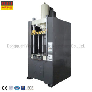 Servo-NF 150 ton de estamparia de metal Coluna Quatro Prensa Hidráulica