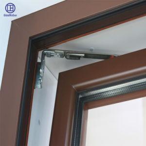 Alliage en aluminium double vitrage Tour d'inclinaison de la fenêtre de l'intérieur de métal