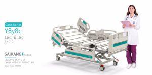 Y8y8c luxuosa cama Eletromédicos ajustável para o Hospital