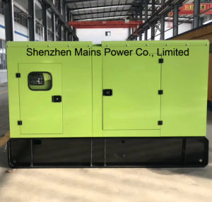 80kVA générateur Cummins électrique en mode veille le MC80d5 générateur diesel Cummins