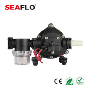 Портативный Seaflo 12V/24В постоянного тока электродвигателя водяного насоса продается в Индии