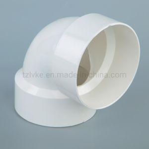 UPVC/PVC/plástico/ cotovelo plástico Dwv Conexão de Drenagem