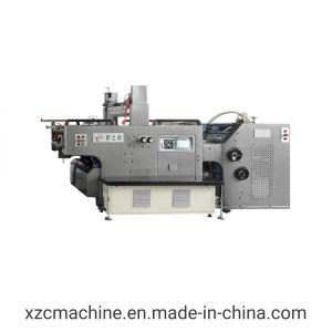Zst720 Full automatic Stop-Cylinder máquina de impressão de tela