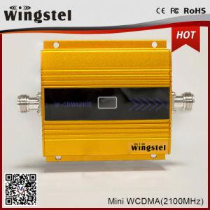De mini WCDMA Spanningsverhoger van het Signaal van het Signaal Repeater/2100MHz 3G voor de Versterker van het Huis/van het Signaal met Uitstekende kwaliteit