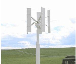 H 500W 재생 가능 에너지 힘 잡종 작은 바람 터빈 발전기 태양 전지판