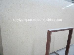 Egyptisch Beige Wit Marmer voor Bevloering en Countertop