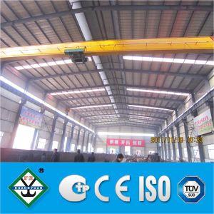 Hoist eléctrico Overhead Crane (LDA), Single Beam Overhead Crane, Hoist Crane con SGS Gostcertification del CE