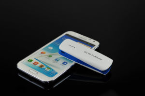 3G WiFi Router Wireless Router WiFi Repeater Power Bank 1800mAh