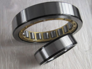 NSK Nu230em цилиндрический роликовый подшипник в эксплуатации вилочного погрузчика
