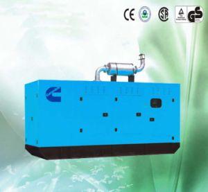 Leiser Dieselgenerator