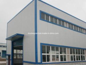 Estructura de acero de varios pisos Almacén/taller/Edificio (DG1-050)