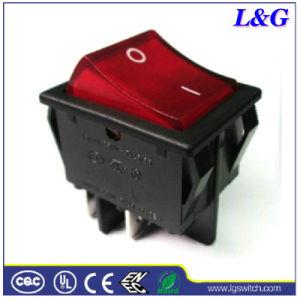 전기 Appliances 16A Dpst 2 Position Selector Rotary Switch