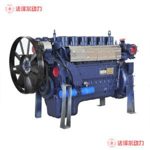 6 cilindros diesel novos poderosos de Baixo Ruído motor refrigerado a água