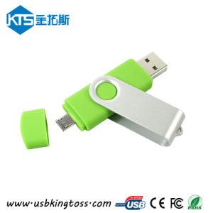Новый Привод Вспышки USB Дважды Интерфейс OTG для Мобильного Телефона