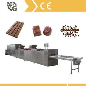 Barra de Chocolate automático pousar a máquina