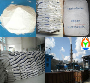 Chemical Decorative Material Titanium Dioxide Anatase
