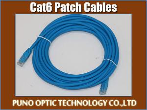 10 Gig de Cobre CAT6um patch cord Snagless irrecuperáveis inicializado