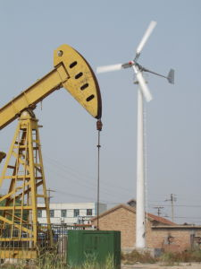 Schule-Gebrauch-Wind-Energien-Turbine-Generator