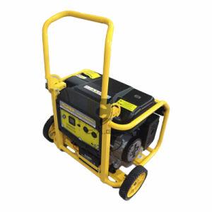 4 квт/4Квт/4000Вт бензин/БЕНЗИНОВЫЙ портативный генератор с колеса и ручка