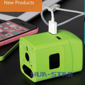 Corsa Adapter con il USB Charger come Promotional Gift