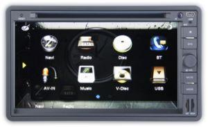 Spezieller Car DVD-Spieler für LÄRM Volkswagen-Sagitar/Caddy/Touran 7  Double (6901)