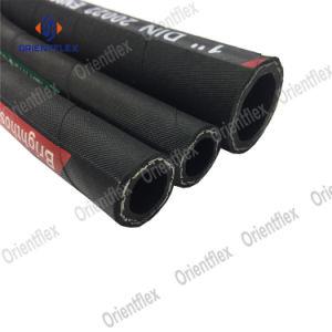Trança de fios de aço flexível de borracha hidráulico R16 R17 1SC 2SC