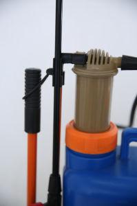 20Lナップザックまたはバックパック手動手圧力真鍮シリンダースプレーヤー(SX-LK20U-A)