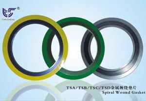 De spiraalvormige Pakking van de Wond, Pakking, Spw