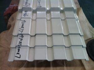 Couleur Coated Aluminum Sheet pour Corrugated