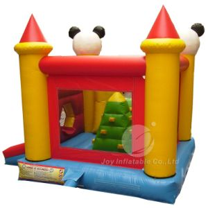 2018 Inflatable Bouncer Combo diapositive grand format gonflable Château Gonflable (T3-220)