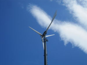 10KW de potência eólica Turbogerador