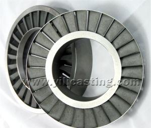 310S Stainless Steel Oil Pump Impeller