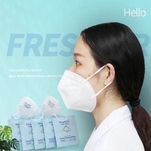 Precio mayorista FFP2 Face Máscara de protección de los respiradores autorizado