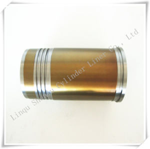 De Voering van de Cilinder van de Motoronderdelen van het Gietijzer van de legering Voor Rupsband 3406/2W6000/197-9322/7W3550 wordt gebruikt die