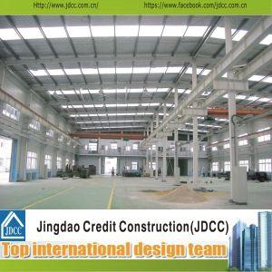 La mejor relación rendimiento de costos Estructura de acero de construcción (JDCC-SB02)
