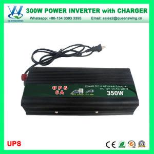 Inversor de potência de 300W com carregador (QW-M300UPS)
