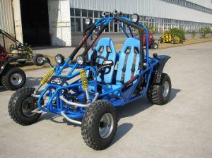 Dois Lugares Automatic CEE Go Kart com 150cc motor (KD 150GKA-2)
