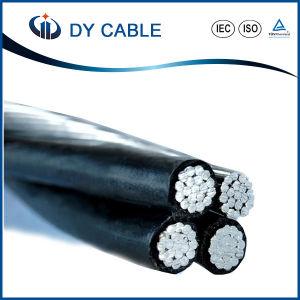 Cavo di ABC di memoria 95mm del cavo elettrico del cavo della lega di alluminio 4