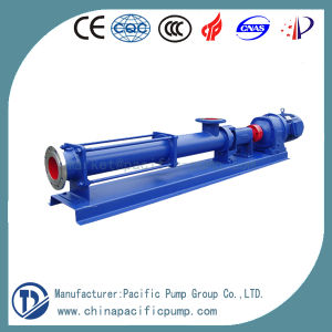 G Cast Iron Steel Screw Mono Pump